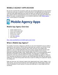 Mobile Agency Apps Review.pdf