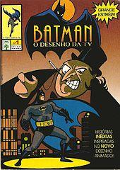 Batman - O Desenho da TV # 01.cbr