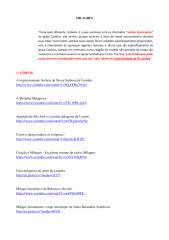 MILAGRES - Ótima coleção de Vídeos, Respostas, Textos, Livros e Áudios!.pdf