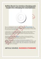 Belkin Boost-Up wireless charging pad- Tangle-free charging for smartphones.pdf
