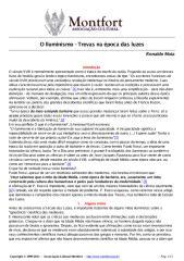 O Iluminismo - Trevas Na Epoca Das Luzes - Ronaldo Mota.pdf