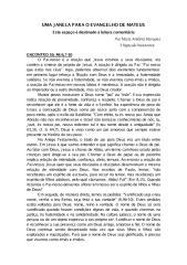Uma Janela Para o Evangelho de Mateus [Encontro 16].pdf