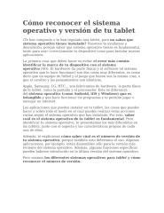 Cómo reconocer el sistema operativo y versión de tu tablet.docx