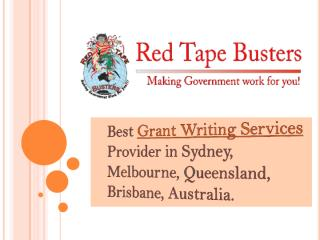 Grant Writing - Red Tape Busters.pdf