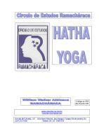 Livro: HATHA YOGA (Ramacháraca)