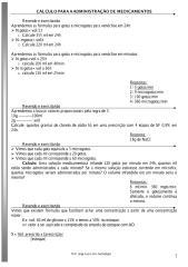 Cálculo de Administração de Medicamentos.pdf