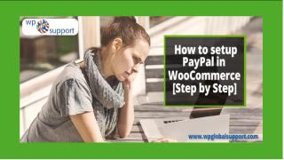 How to Setup PayPal in WooCommerce [Step by Step].pdf