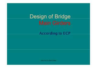 Design of Main Girder.pdf