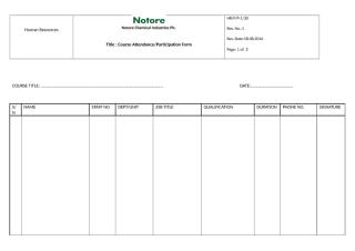 Course Attendance and Participation Form.docx