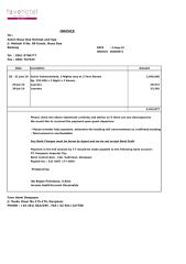 Form Invoice Aton - Fave Hotel.xls