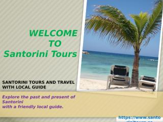 Best Tours in Santorini.ppt