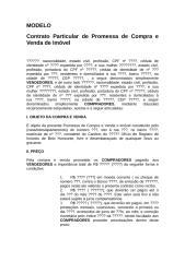 MODELO contrato compra e venda imovel.doc
