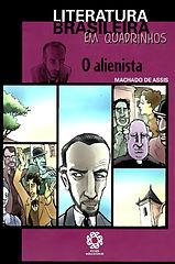 Literatura Brasileira em Quadrinhos - O Alienista.cbr
