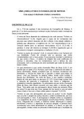 Uma Janela Para o Evangelho de Mateus [Encontro 12].pdf